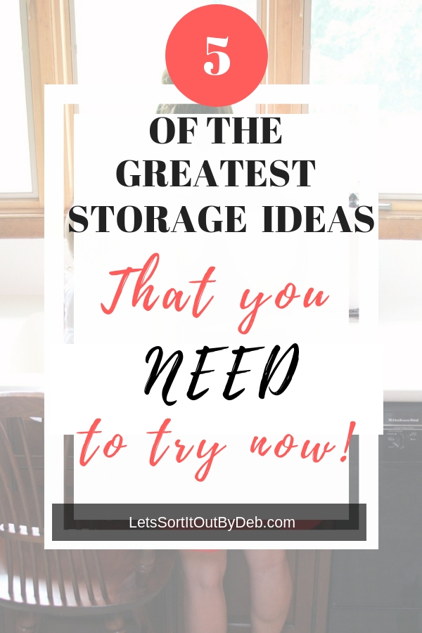 The greatest storage ideas that you need to try now!