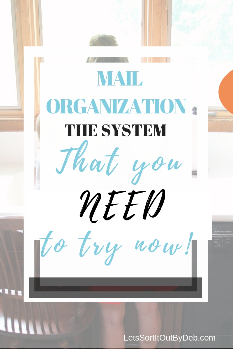 Mail Organization the System that You Need to Try Now!