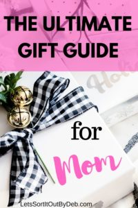 The Ultimate Gift Guide for Mom
