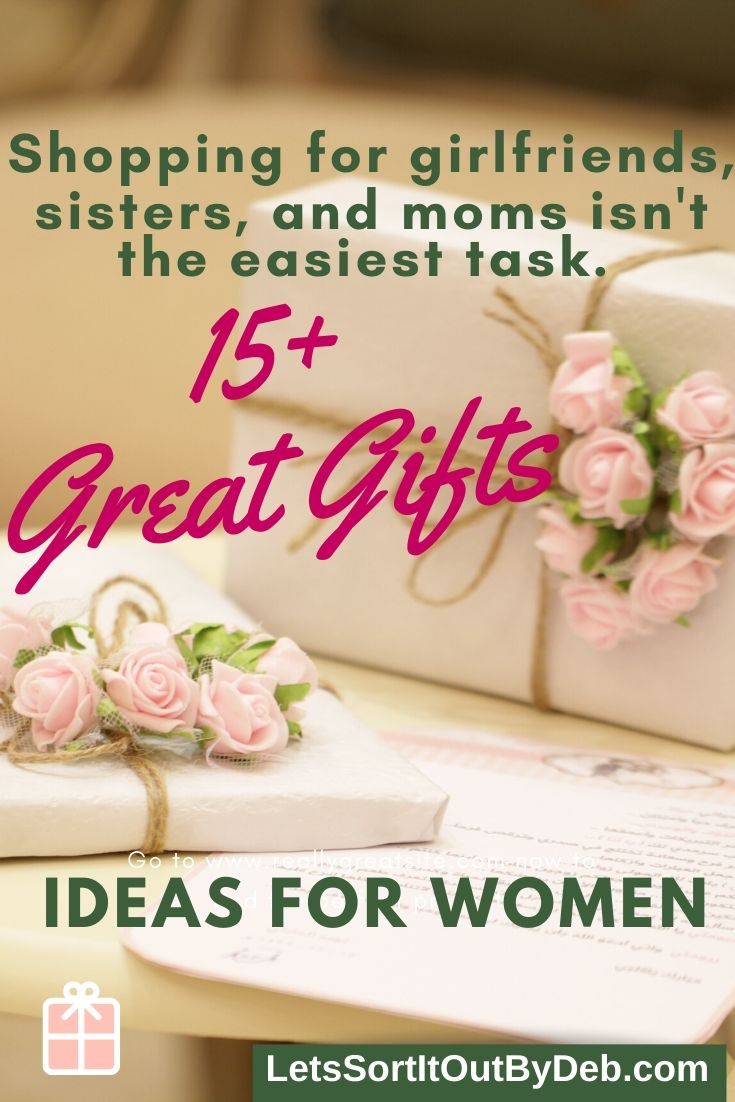Unique Gifts for Women Gift Guide