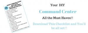 Command Center Freebie Form